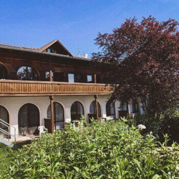 Hotel Rhön Residence Dipperz Aussenansicht
