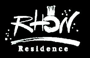 Rhön Residence Logo weiss